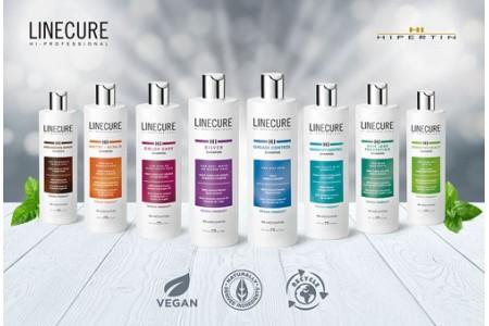 Веганские шампуни LINECURE от Hipertin