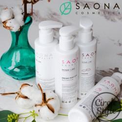 <Новинка ассортимента: SAONA - косметика для сахарной депиляции и уход за кожей