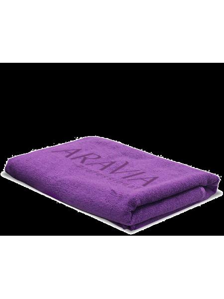 Махровое полотенце Aravia
