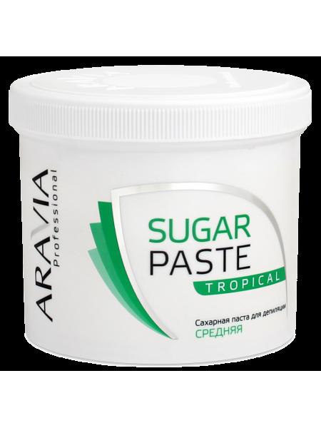 Сахарная паста для депиляции Aravia
