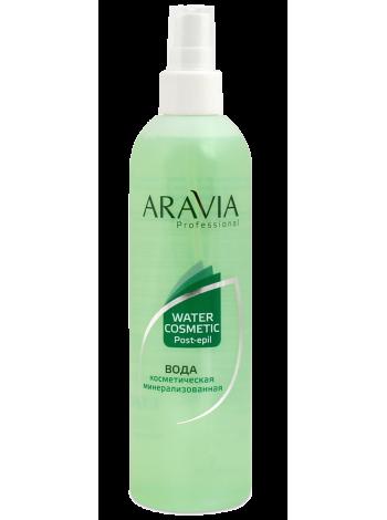 Косметическая минерализованная вода Aravia с мятой и витаминами