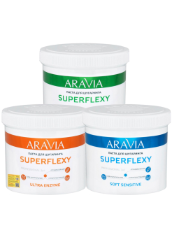 Сахарная паста SUPERFLEXY Aravia Professional