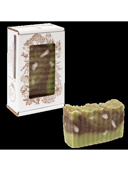 Натуральное мыло при дерматите (чёрный тмин и гвоздика)