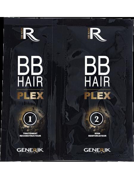 BB Hair Plex - восстановление и защита волос при обесцвечивании и окрашивании