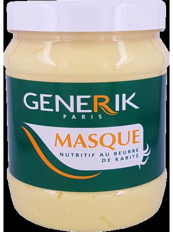 Питательная маска с маслом карите Masque nutritif au beurre de karite Generik
