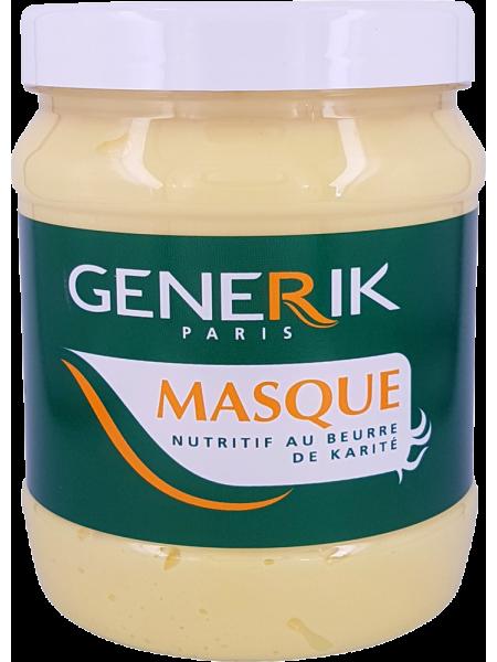 Питательная маска с маслом карите Generik