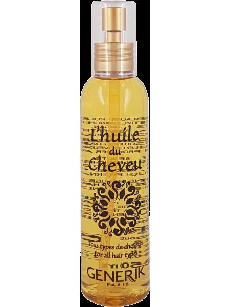 Питательное масло для окрашенных, осветлённых и мелированных волос Generik