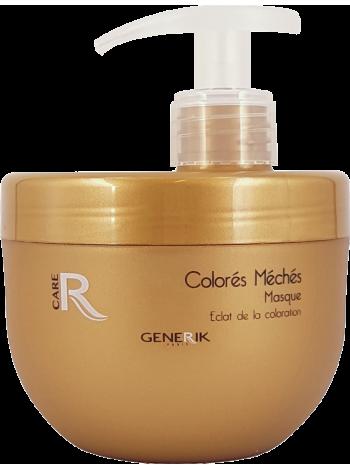 Маска для окрашенных, осветлённых и мелированных волос Colores Meches Generik