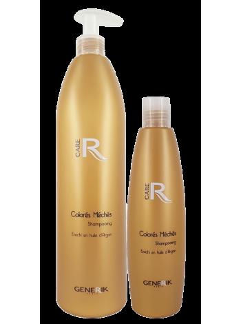 Шампунь для окрашенных, осветлённых и мелированных волос Colores Meches Generik