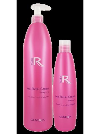 Шампунь для сухих и повреждённых волос Secs Abimes Cassants Generik