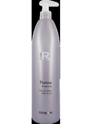 Платиновый шампунь для седых и светлых волос Generik