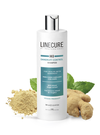 Шампунь против перхоти Linecure «Dandruff Control» Hipertin