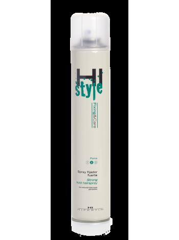 Лак для укладки волос сильной фиксации «Hi Style»