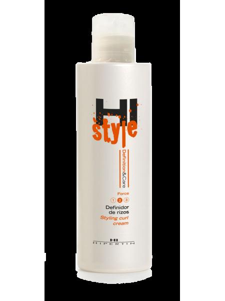 Крем для моделирования локонов «Hi Style»