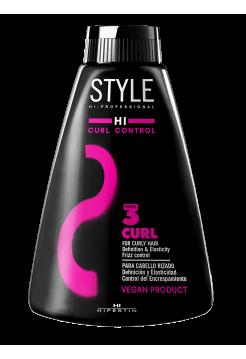 Гель для фиксации локонов Hipertin Styling Curl Control