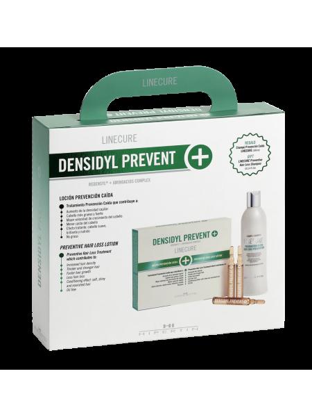 Набор против выпадения волос Densidyl Prevent+