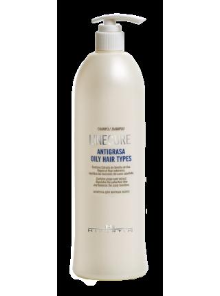 Шампунь для жирных волос «Oily hair types»