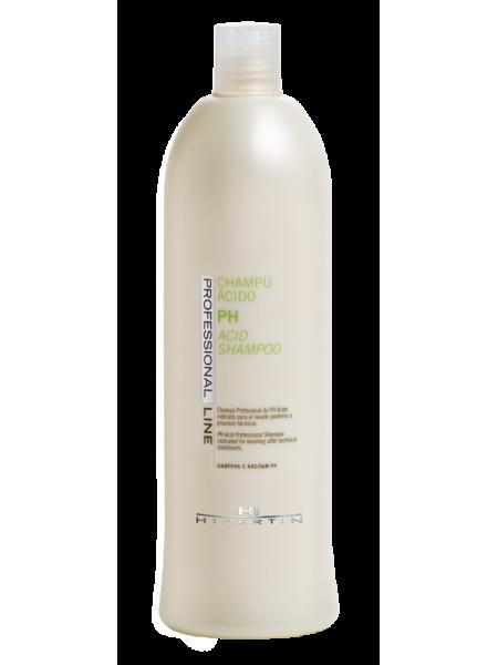 Шампунь с кислотным pH после окрашивания и химической завивки «PH Acid»