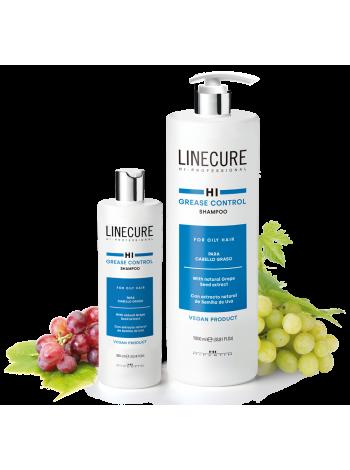 Шампунь для жирной кожи головы Linecure «Grease Control» Hipertin