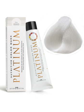 0000 Чистый блеск - оттеночная краска для волос Ипертин Платинум