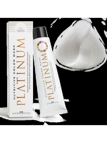 0000 Чистый блеск - оттеночная краска Hipertin Platinum