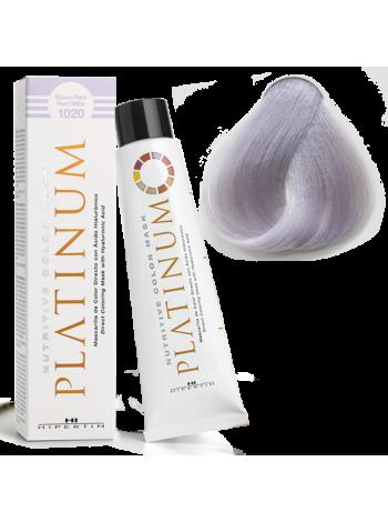 1020 Белый жемчуг - оттеночная краска для волос Ипертин Платинум