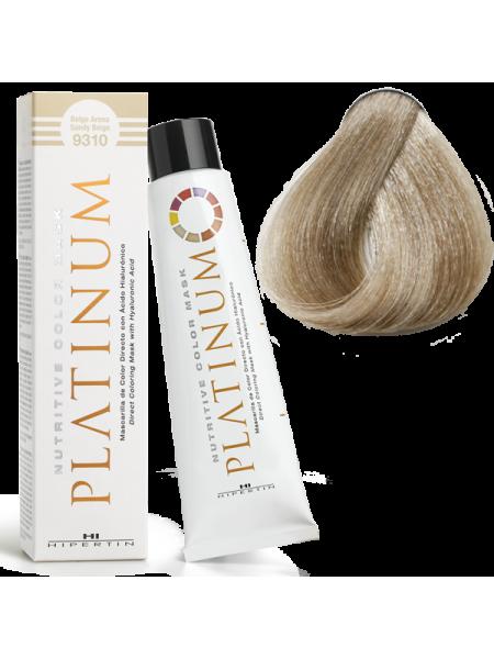 9310 Бежевый песок - оттеночная краска Hipertin Platinum