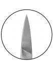 Ножницы для ногтей LAZETI 522 (лезвие 22 мм)