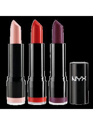 Губная помада NYX Round Lipstick (Opal)