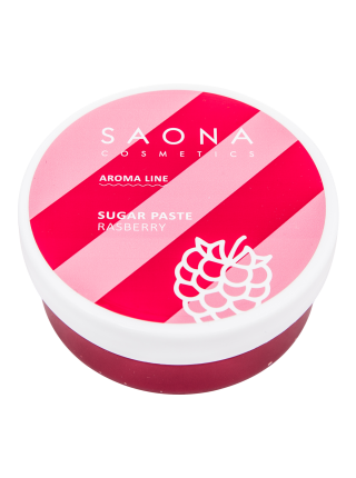 Сахарная паста для SPA-шугаринга «Аромалиния»  Saona Cosmetics