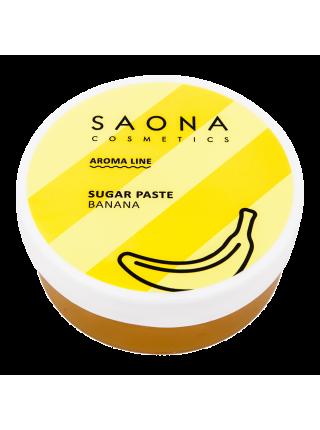 Сахарная паста для SPA-шугаринга Saona Cosmetics  «Аромалиния»