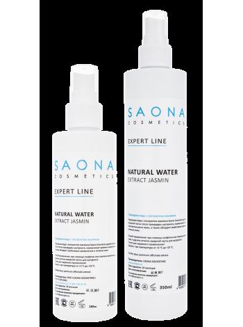 Природная вода c экстрактом жасмина Saona