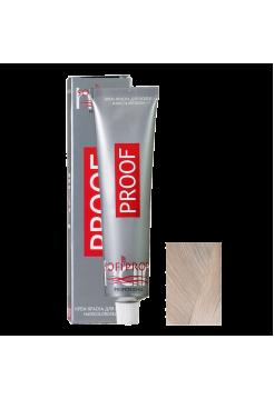 10.01 блондин светло-пепельный - Краска для волос Proof (Sofiprofi)