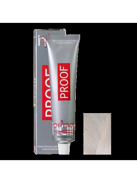 11.1 экстра платиновый пепел - Краска для волос Proof (Sofiprofi)