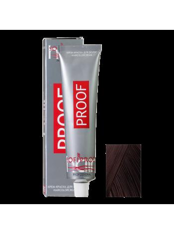 4.0 натуральный шатен - Краска для волос Proof (Sofiprofi)