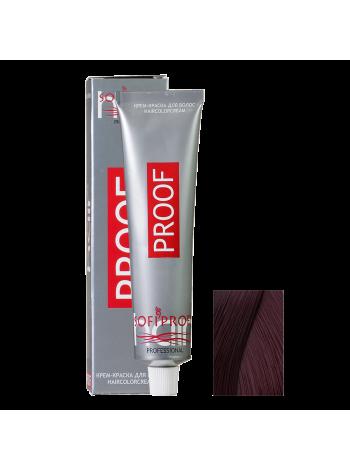 4.6 шатен бургундский - Краска для волос Proof (Sofiprofi)