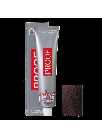 5.0 светлый шатен - Краска для волос Proof (Sofiprofi)