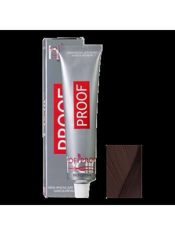 5.32 светлый шатен какао - Краска для волос Proof (Sofiprofi)