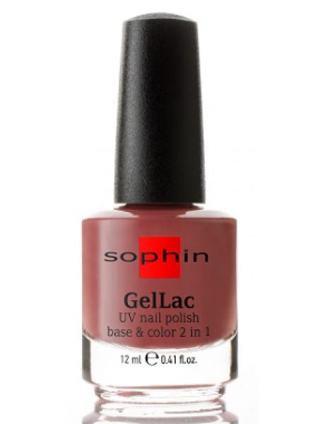 Лак Gellac Sophin №0625 (коричнево-розовый)