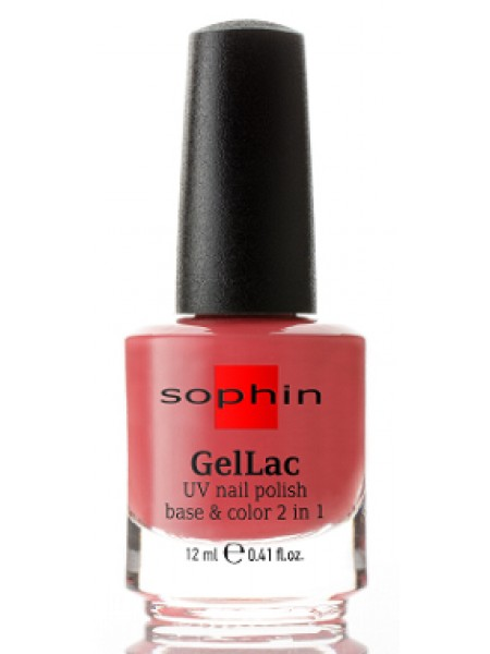 Лак Gellac Sophin №0626 (красно-розовый)