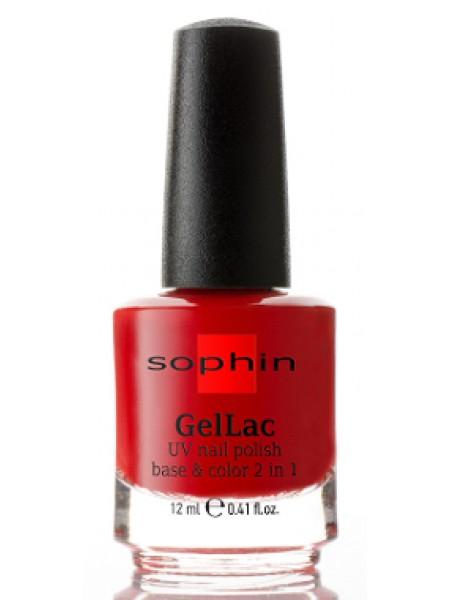 Лак Gellac Sophin №0628 (насыщенный красный)