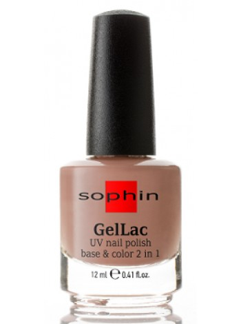 Лак Gellac Sophin №0635 (розово-бежевый)