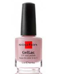 Лак Gellac Sophin №0648 (светло-розовый мерцающий)