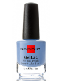 Лак Gellac Sophin №0651 (васильково-голубой)