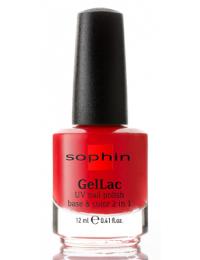 Лак Gellac Sophin №0653 (красно-розовый)