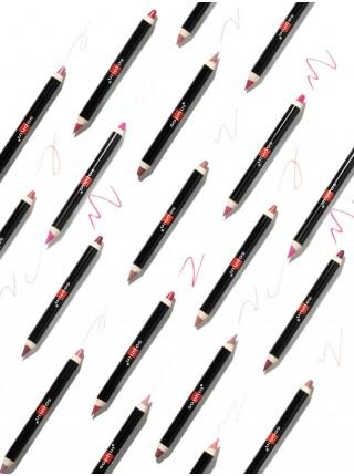 Помада-карандаш для губ Sophin Lipstick & Lip Liner 2 in 1