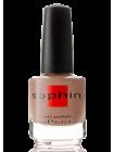 Розово-бежевый лак для ногтей Sophin
