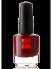 Бордово-красный лак для ногтей Sophin