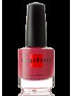 Ярко розовый лак для ногтей Sophin