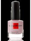 Бледно-лиловый лак для ногтей Sophin
